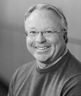 black and white headshot of Matt Sveen, Principal at Intereum