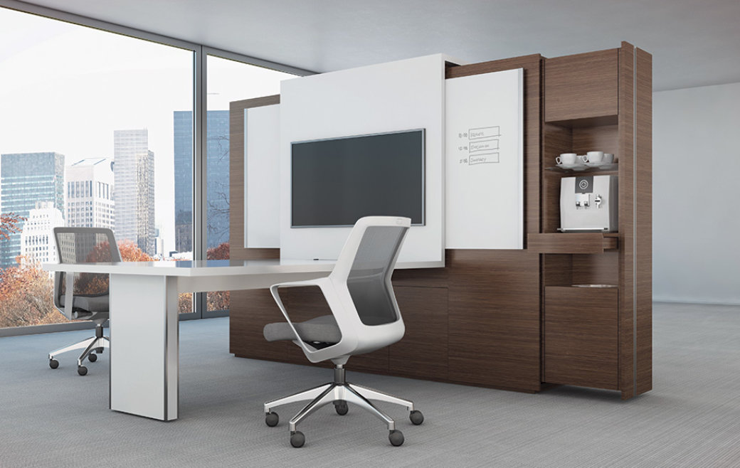OFS-Slate-Table-Office-Setting