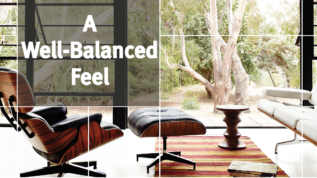 A Well-Balanced Feel