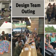 Fun and Purposeful Design Team Outing