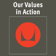 Our Values in Action