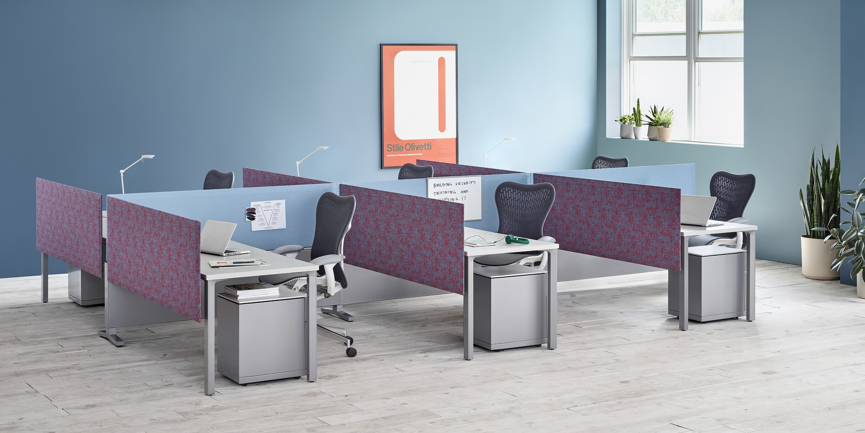 Herman miller canvas office landscapes youtube -  Canvas Dock 2
