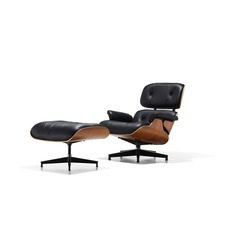 Eames Lounge Chair and Ottoman thumbnail 2